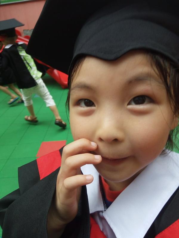 宝贝太阳岛幼儿园毕业照之八
