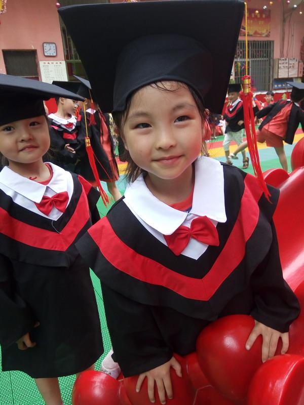 宝贝太阳岛幼儿园毕业照之十