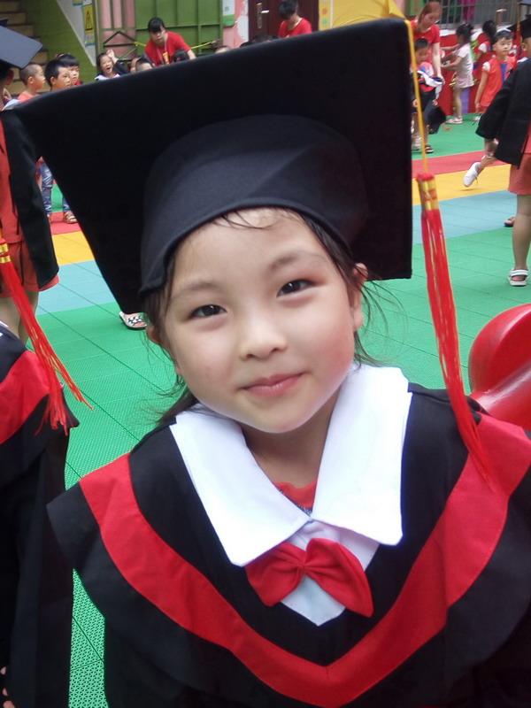 宝贝太阳岛幼儿园毕业照之十二