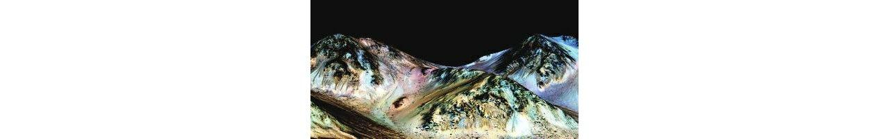 重大发现:火星上发现的异物——火星发现液态水