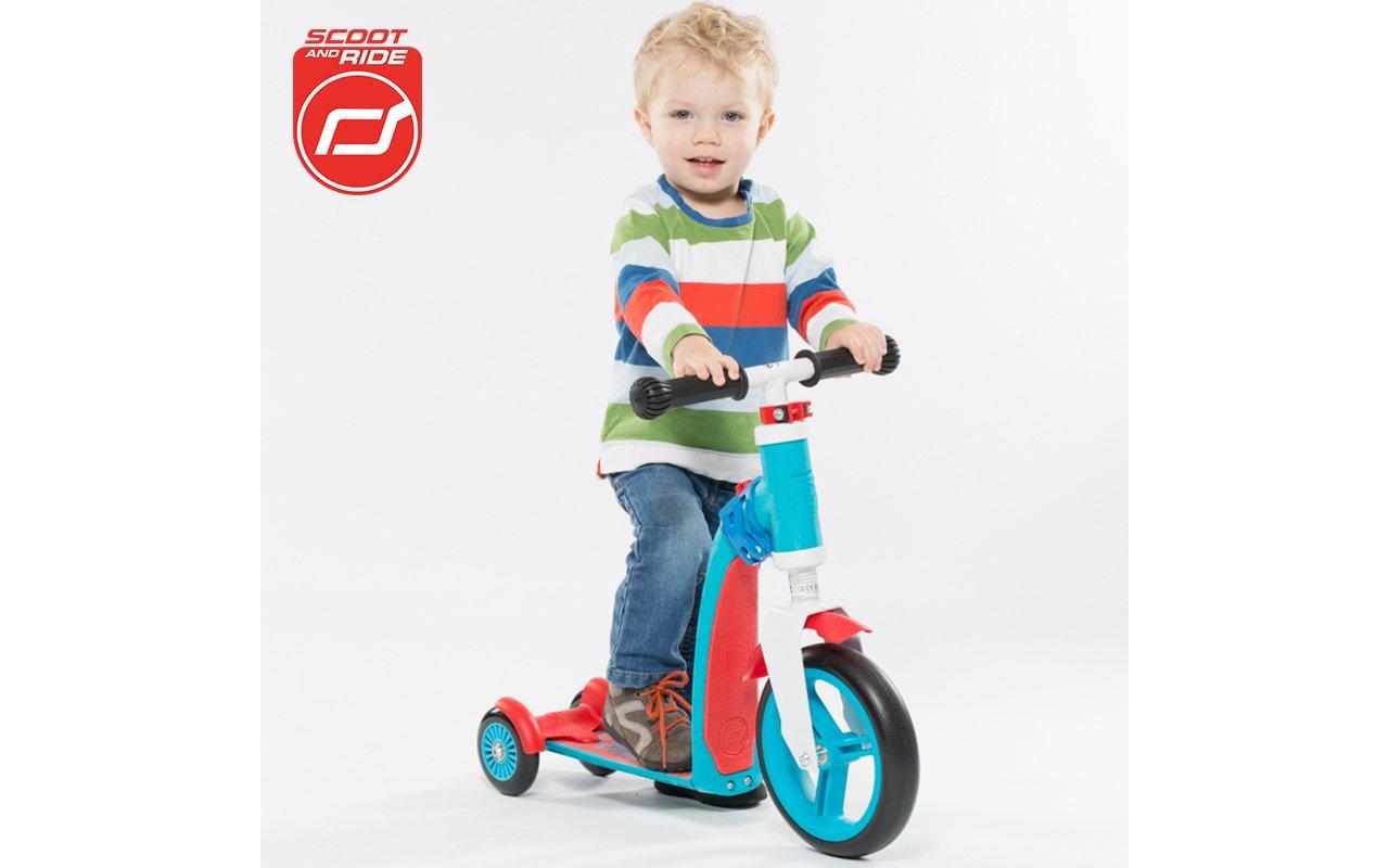 儿童滑板车你知道选吗